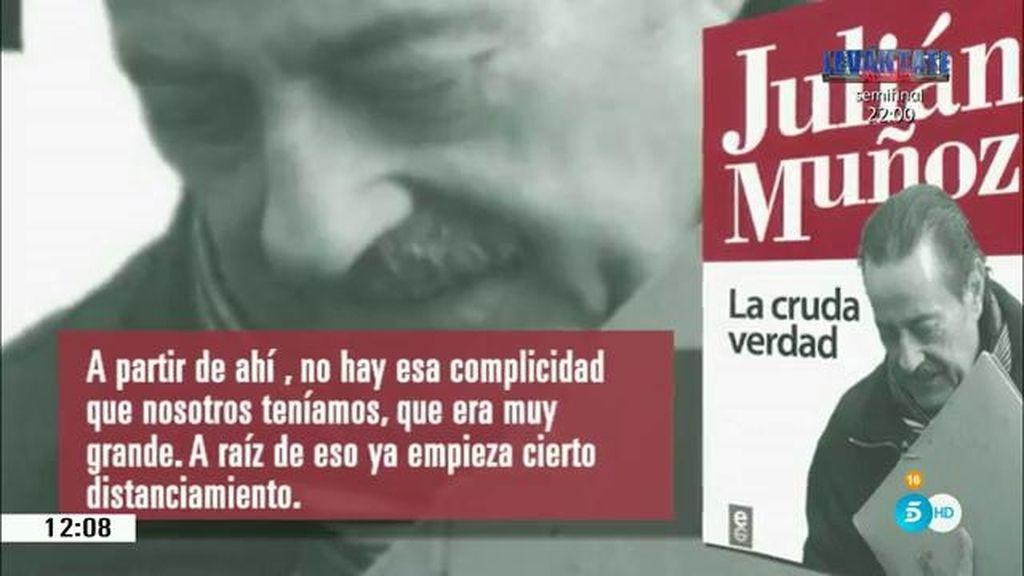 """Julián Muñoz, sobre Dulce: """"Hubo tonteo, pero nunca me metí en la cama con ella"""""""