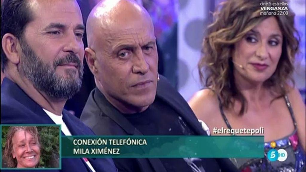 """Mila Ximénez: """"He querido mucho a Kiko Matamoros, quiero recuperar nuestra relación"""""""