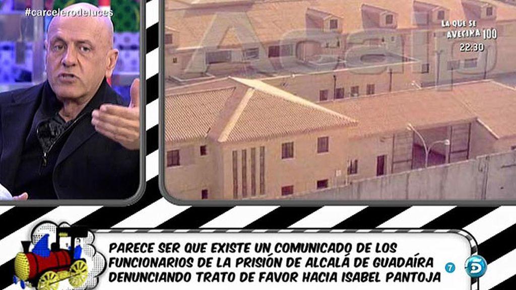Matamoros desvela cómo han sido los primeros días de Pantoja en la cárcel
