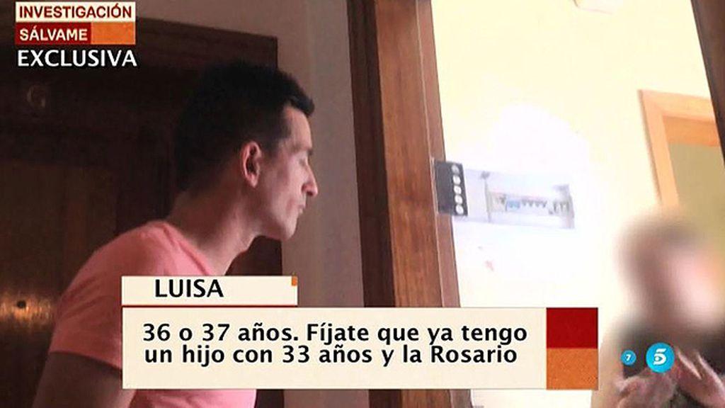 Sergi Ferré encuentra a Luisa, la primera novia de Amador Mohedano