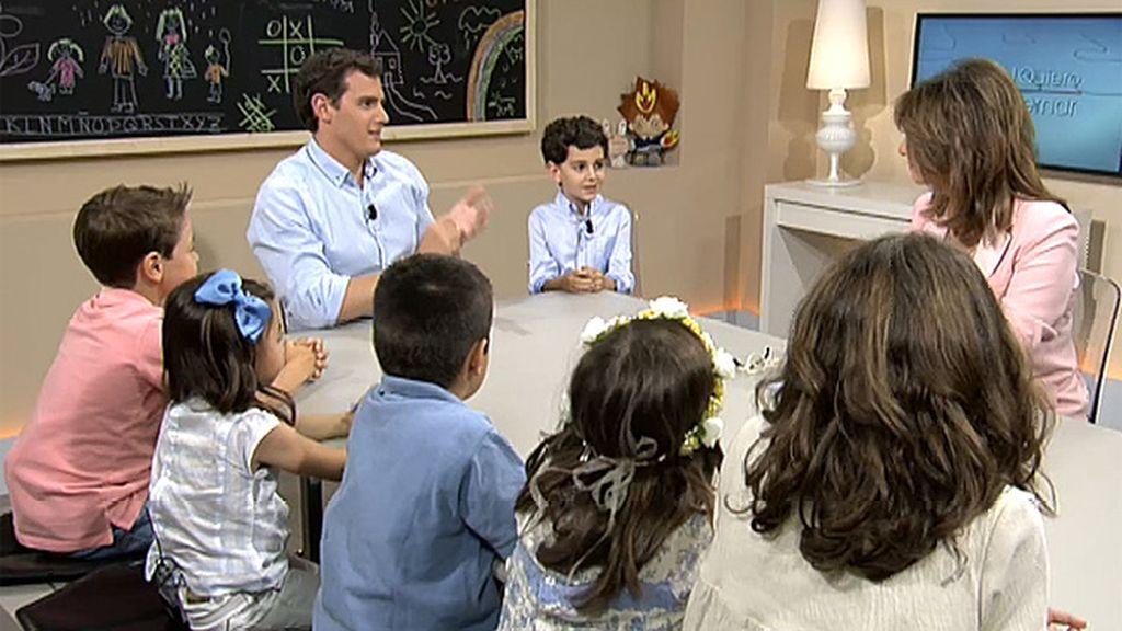 """Pablo aconseja a Rivera """"pactar con el PP"""" y Marina apunta: """"Pero gobiernas tú, no Rajoy"""""""
