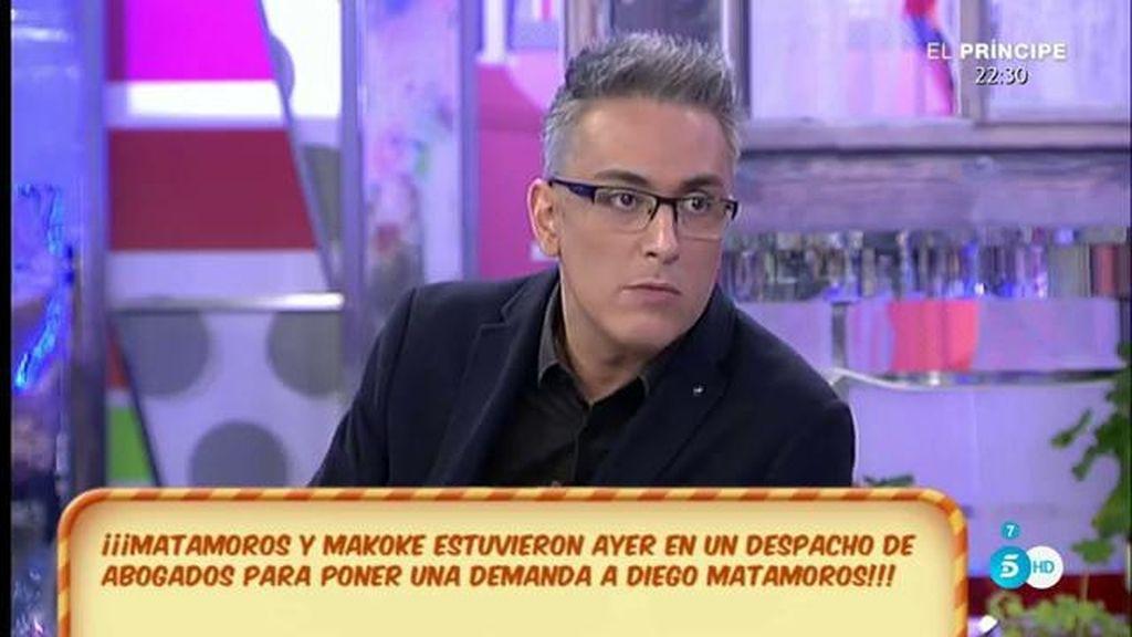 """Kiko Hernández: """"Diego se ha quedado impactado con la noticia"""""""
