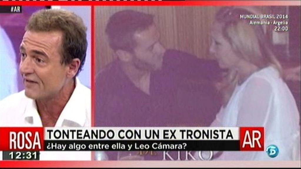 """Alessandro Lequio: """"Rosa está muy dispuesta a reconciliarse con Amador"""""""