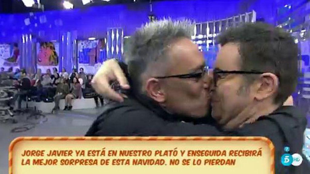 """Jorge Javier, sobre Kiko H.: """"Le quiero y para mí es parte importante de mi vida"""""""