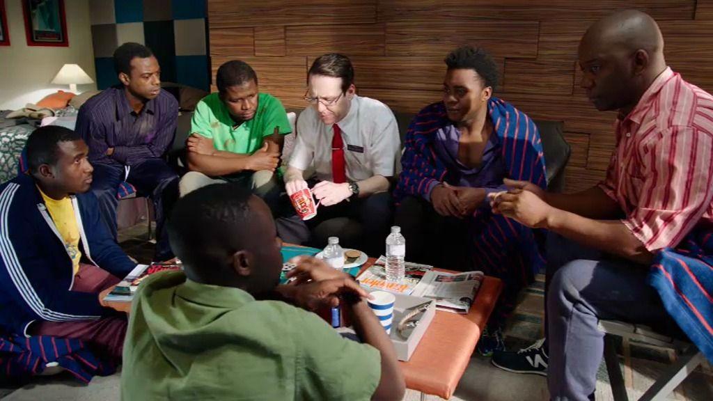 Jugando al póker con inmigrantes ilegales
