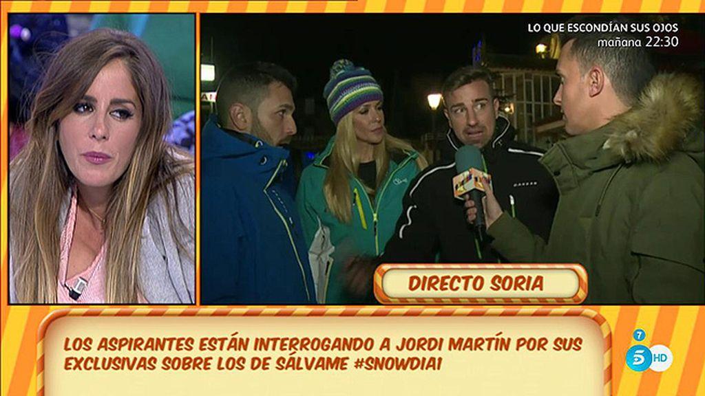 Rafa Mora se queda hecho polvo con una información de Jordi Martín