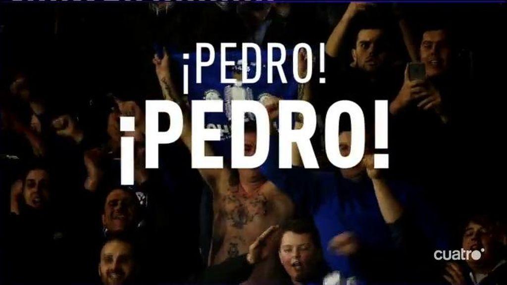 Pedro Rodríguez ya es un héroe en el Chelsea y es bautizado como 'Little Peter'