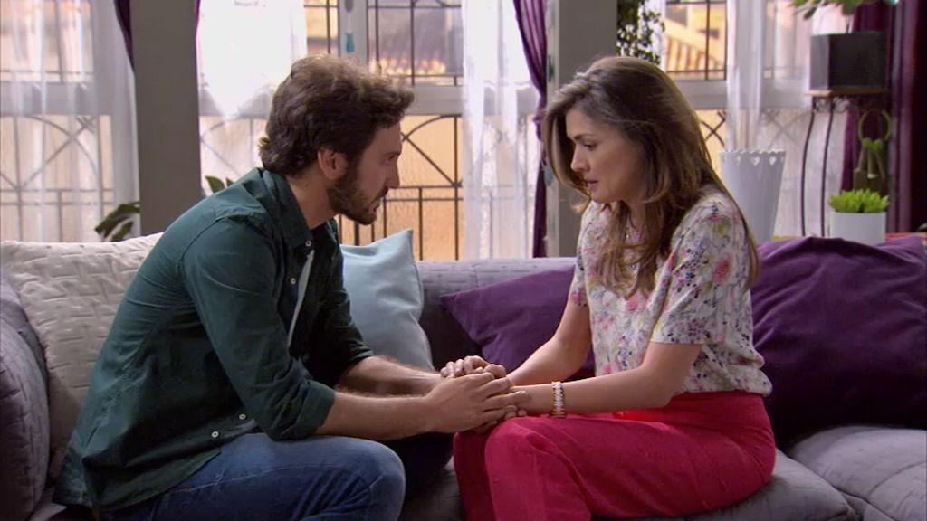 Sergio no puede más y rompe con Natalia