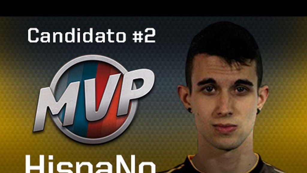 Hispano para MVP (Jornada 7)