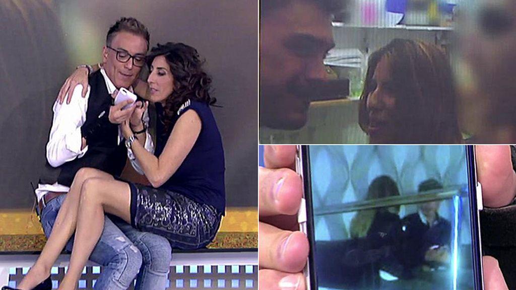 En primicia: Las primeras fotos de Chabelita y Josema, su 'nueva ilusión'
