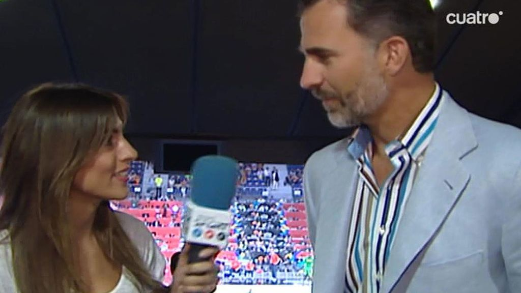"""Don Felipe: """"A partir de ahora cada partido es una final y cada rival merece su respeto"""""""