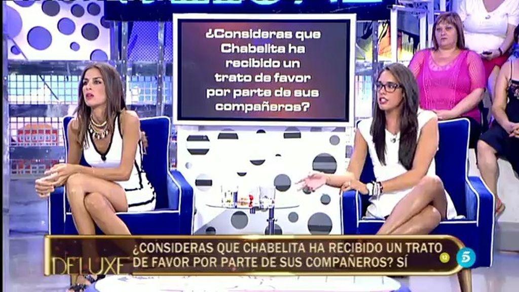"""Lucía, sobre Chabelita: """"Isa ha recibido trato de favor porque se apellida Pantoja"""""""