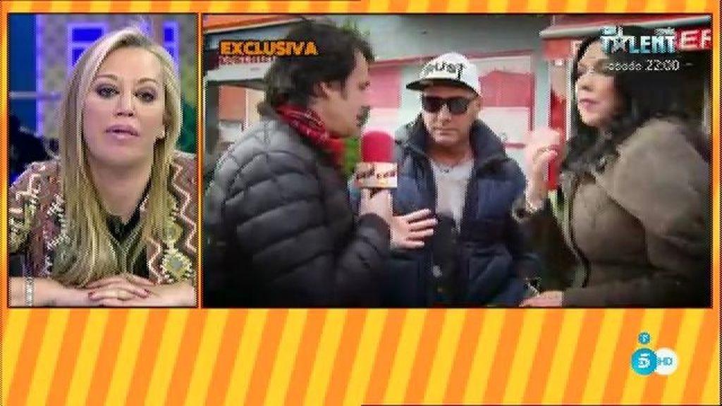 """Dinio, de Toño Sanchís: """"Me ofreció hacer un montaje con Olvido Hormigos"""""""