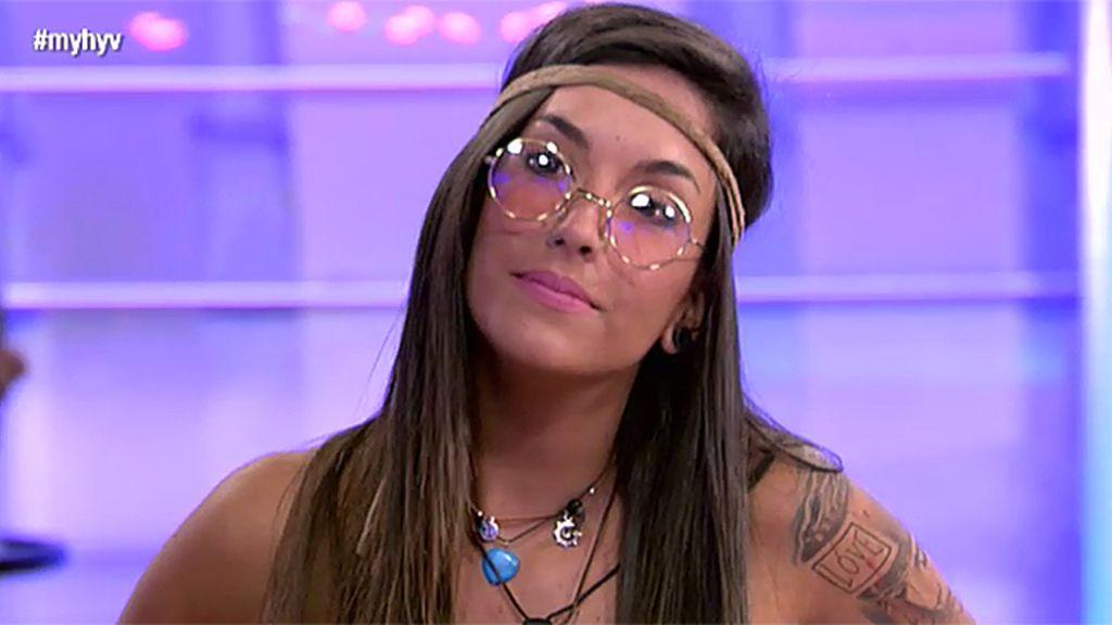Bea, una hippie rancia