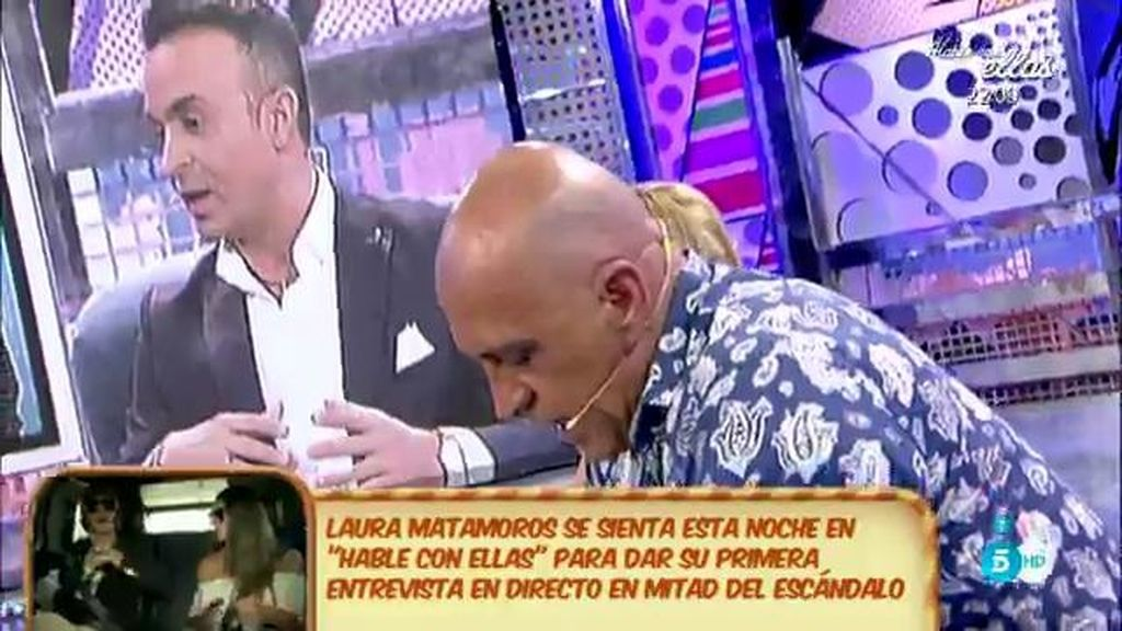 """Matamoros, de Luis Rollán e Isabel Gemio: """"Luis se llevó 2.000 euros de la traición"""""""