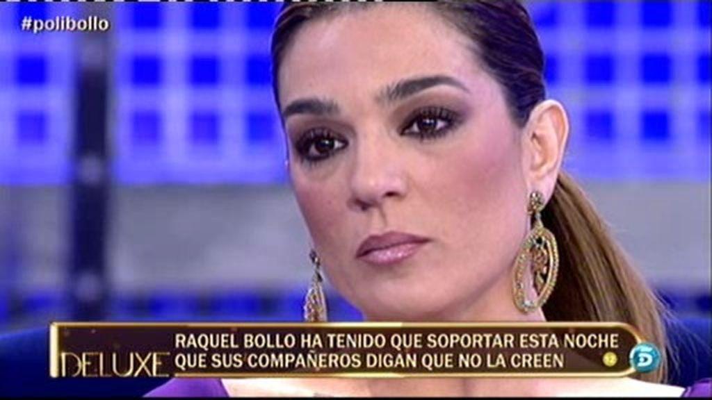 Raquel Bollo se derrumba al ver que no cuenta con el apoyo de sus compañeros