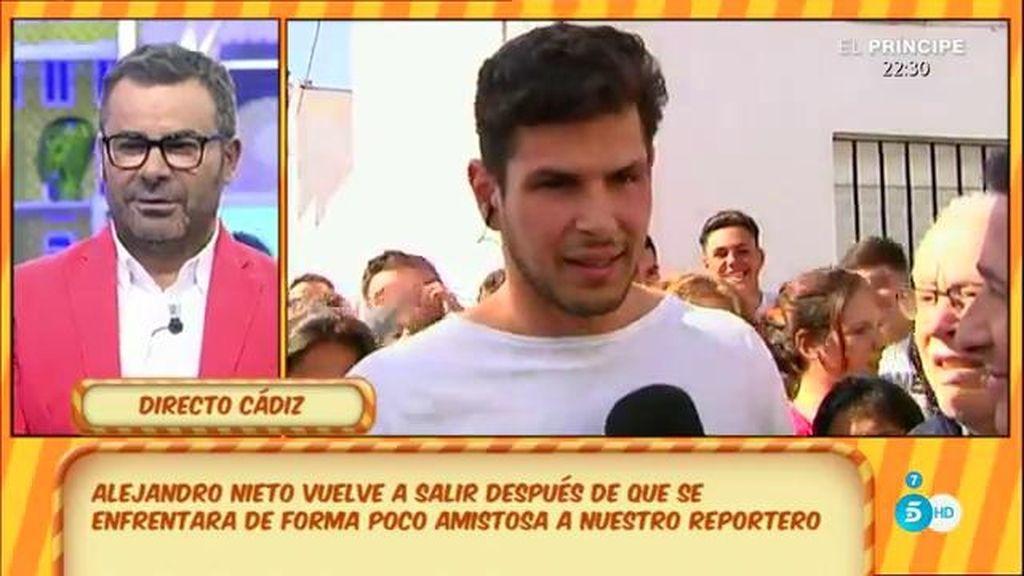 """Alejandro Nieto niega la polémica: """"Yo nunca he dicho que se mate un pollo"""""""