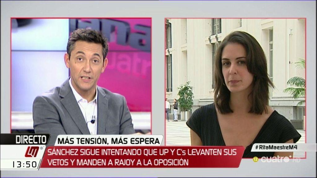 La entrevista completa de Rita Maestre en 'Las Mañanas de Cuatro'