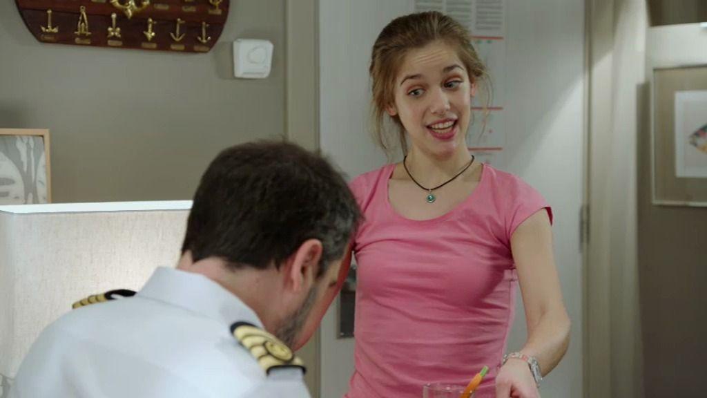 Gabriel confiesa que no soporta a su hija