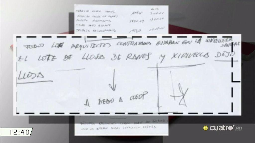 """Un documento muestra que varios colegios estaban dados """"a dedo a Cleop"""""""