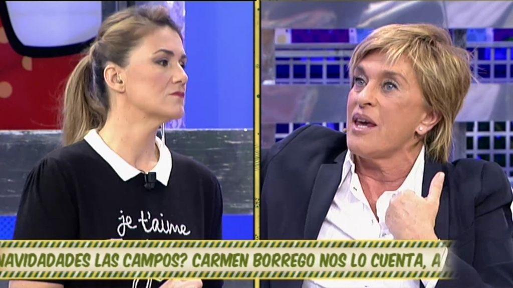 """Chelo García - Cortés: """"Creo que he pagado con creces el 'postureo' que tuve"""""""
