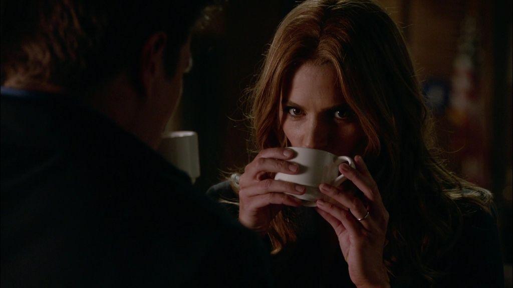 """Castle, a Beckett: """"Si te dijera mi ingrediente secreto ya no me necesitarías"""""""