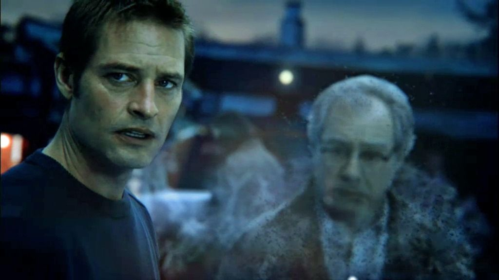 Gabriel Vaughn intenta rescatar al neurocientífico que le implantó un microchip