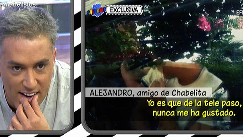 """Alejandro: """"Kiko Hernández me ha hecho pasar el peor día de mi vida"""""""