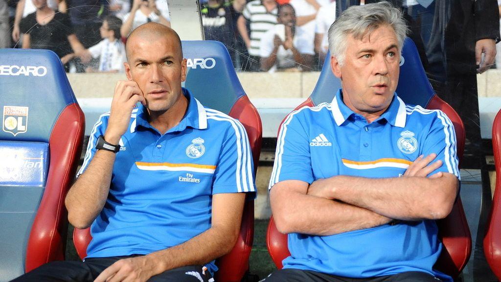 """David Sánchez: """"La figura de Zidane es la más sobrevalorada del fútbol"""""""
