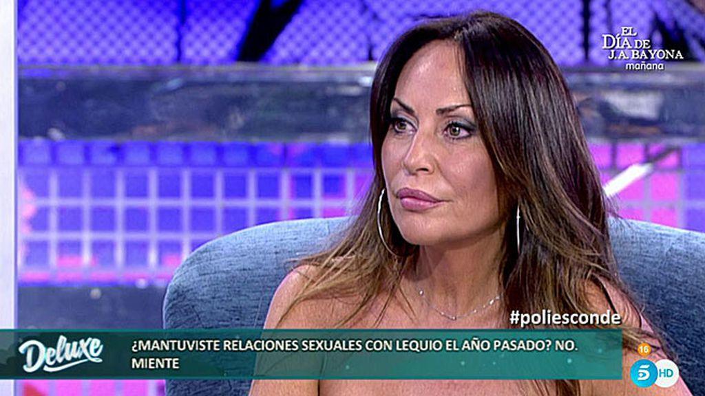 ¡Sonia Moldes mantuvo relaciones con Lecquio con María Palacios embarazada!