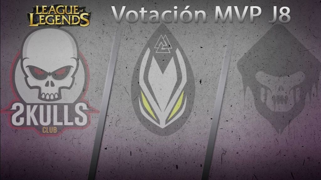 Candidatos a MVP en la División de Honor de League of Legends (Jornada 8)
