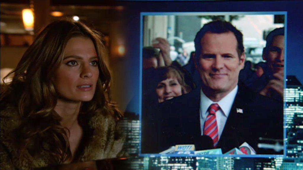 """Beckett: """"Lazarus es el Senador Bracken y no tengo forma de probarlo"""""""