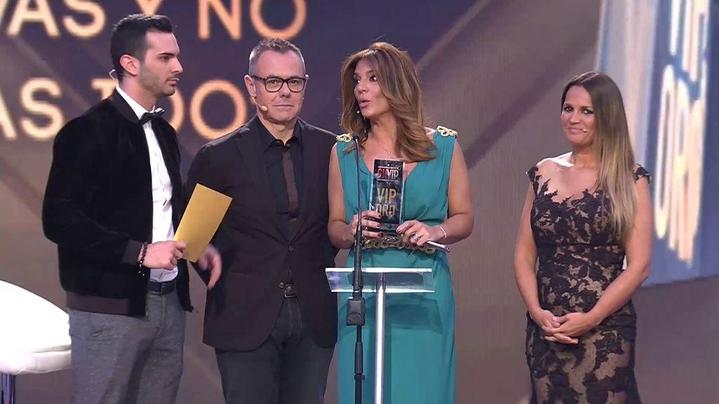 """Raquel Bollo, ganadora del premio 'Y te vas y no te has ido': """"Gracias a mi hijo"""""""