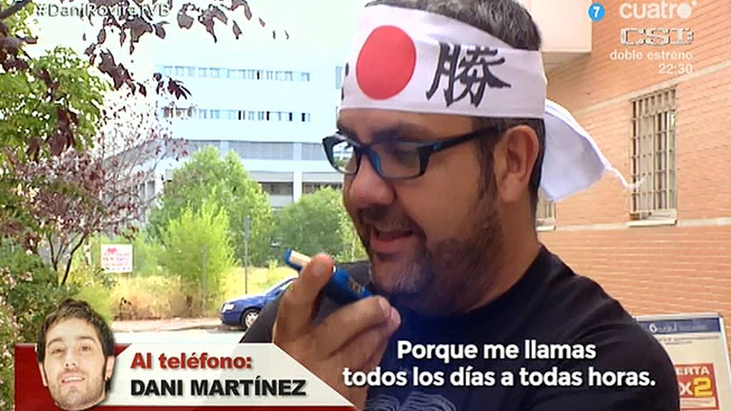 Concurso Kamikaze V.I.P.: Florentino Fernández se la cuela a Dani Martínez
