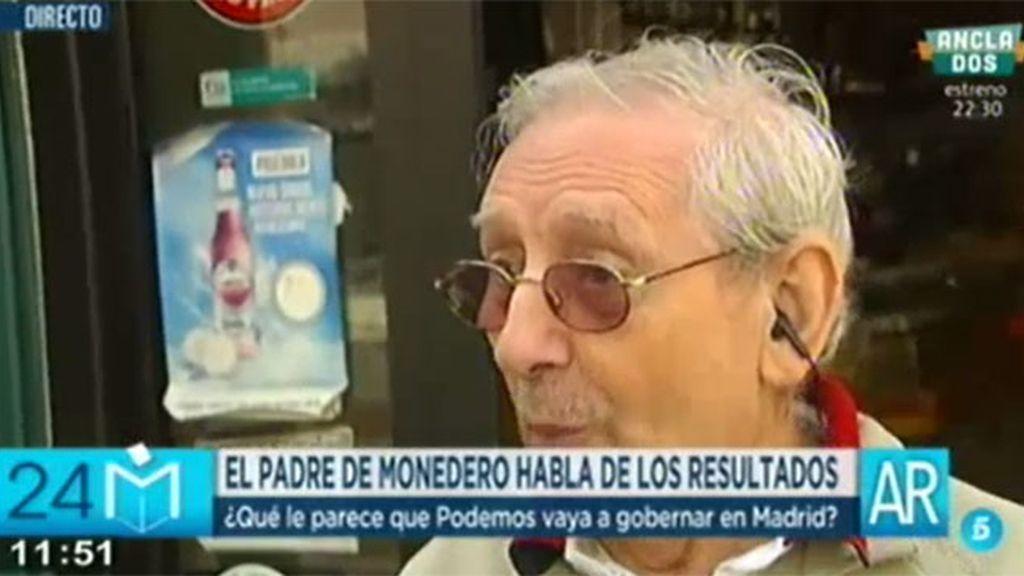 """Salvador Monedero: """"Hay que hacer acuerdos, y cada uno debe aportar lo mejor de sí mismo"""""""