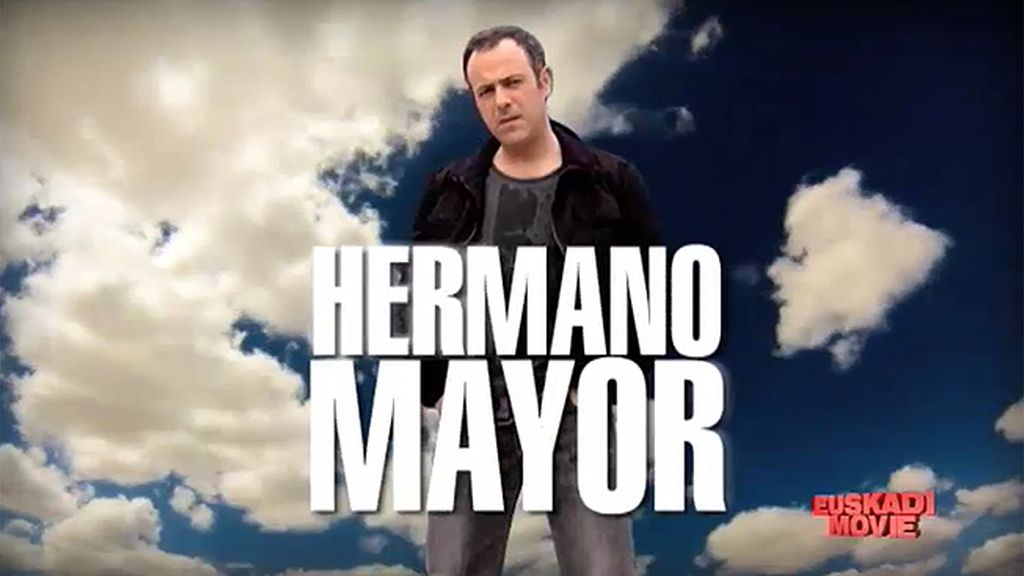 Jesús de Nazaret en 'Hermano mayor'