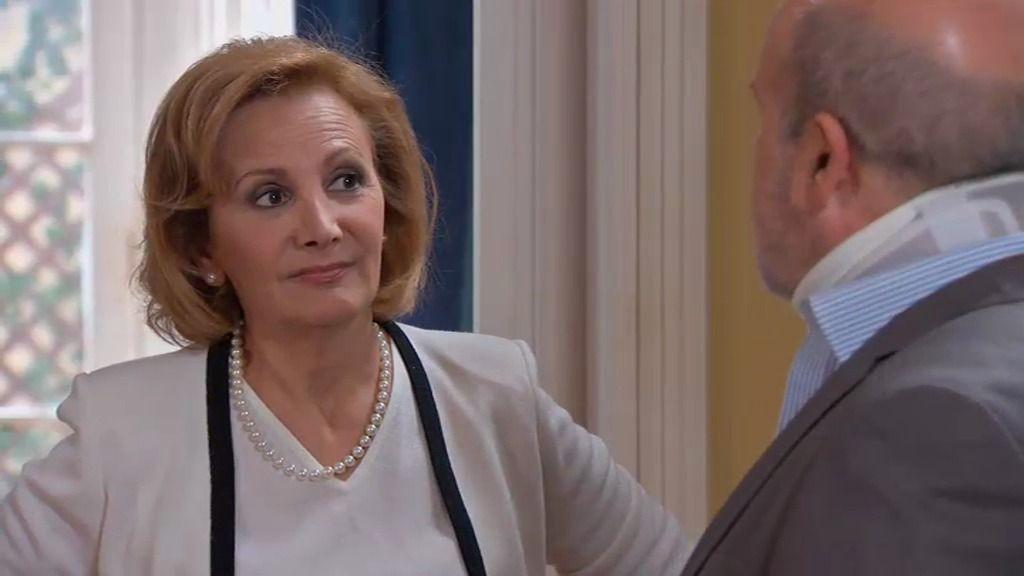 "Maruchi, a Rafael: ""Quieres convertir a mi marido en un Velázquez o qué?"""