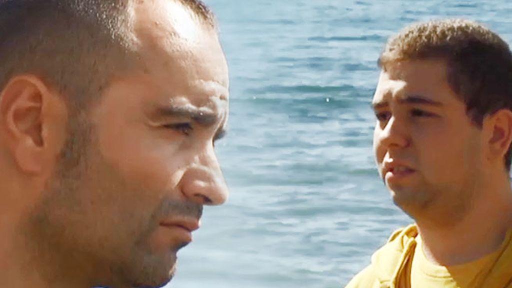 """Cabo Vadillo, a Diego: """"Adquirir cosas robadas para venderlas es un delito"""""""