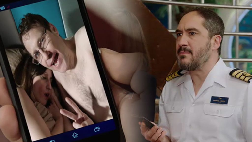 Gabriel se entera de que Mariano se ha acostado con la novia