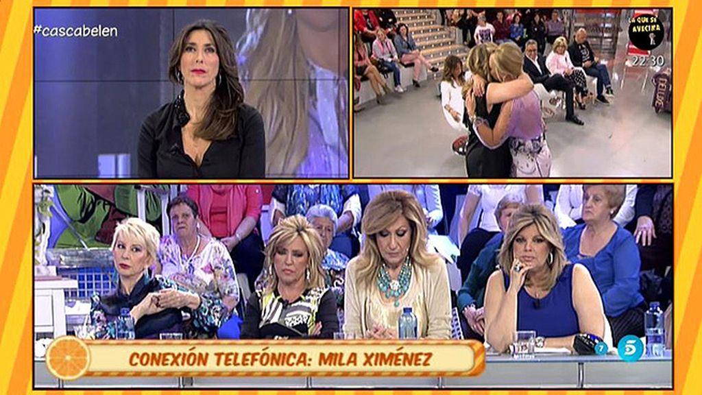 """Mila Ximénez: """"No puedo evitar querer a Belén Esteban"""""""