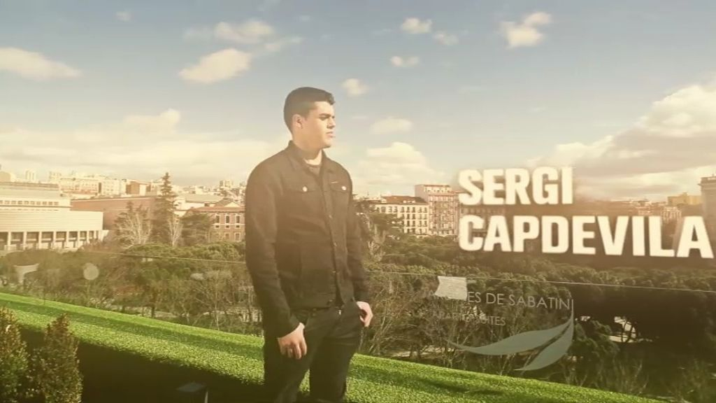 "Sergi Capdevila: ""Soy muy competitivo"""