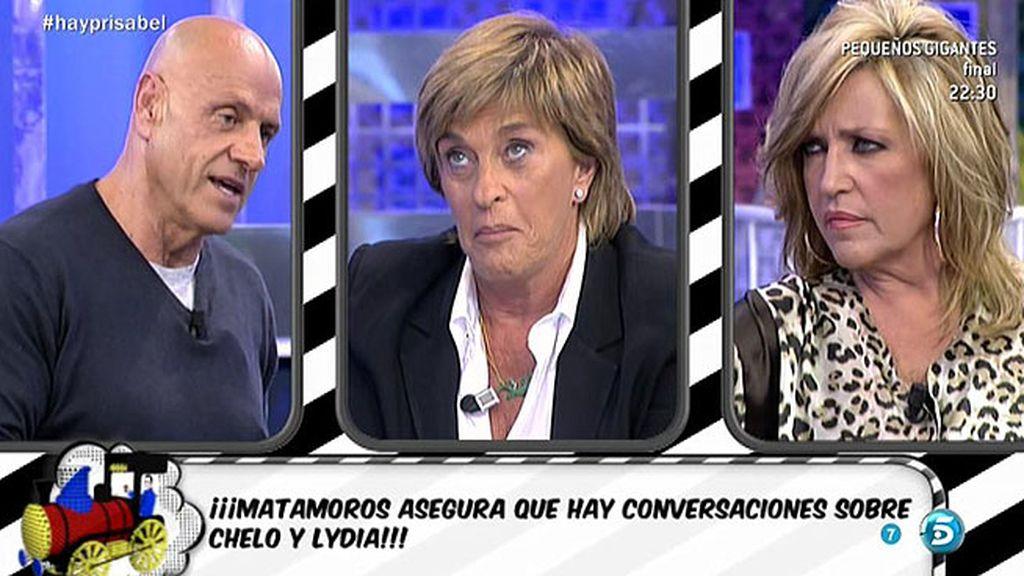 """Kiko M.: """"Chelo fue objeto de las burlas de Jose Manuel Parada e Isabel Pantoja"""""""