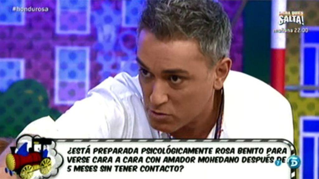 """""""Rosa vuelve de Honduras con marido"""""""