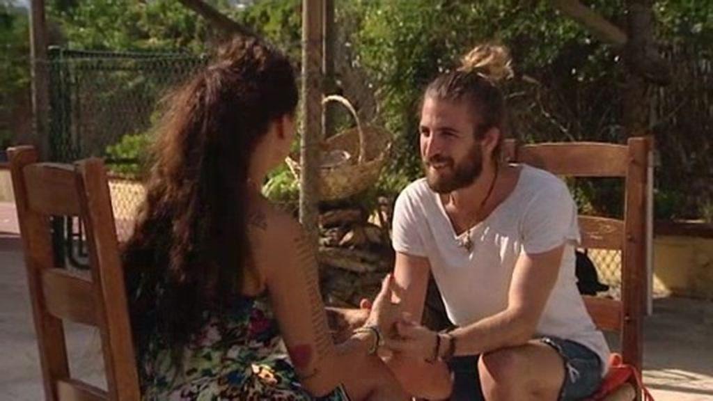 """Fidel, de Yiya: """"Cuesta entenderla, se crea su película. Lo mejor es decirle a todo que sí"""""""