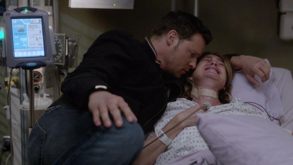 Karev, la mejor medicina para Meredith