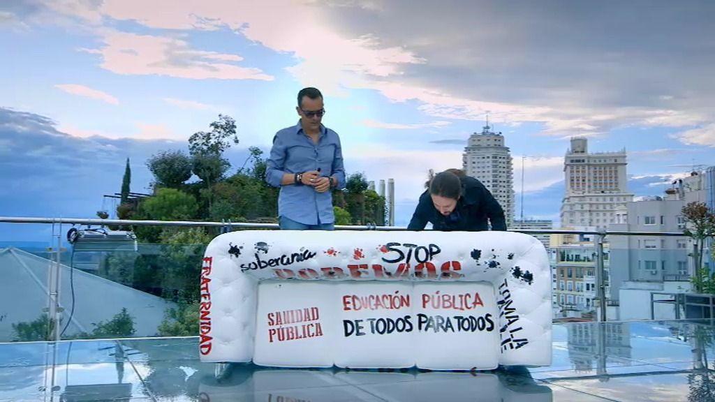¿Quieres el chester de Pablo Iglesias?