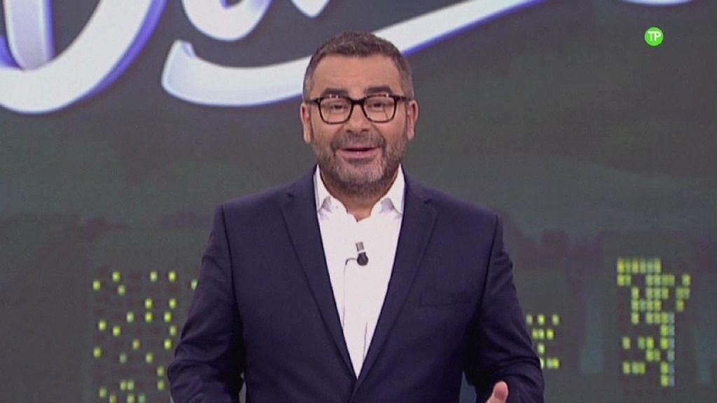 De presentador a presentador: Jorge Javier Vázquez da la bienvenida a Bertín Osborne