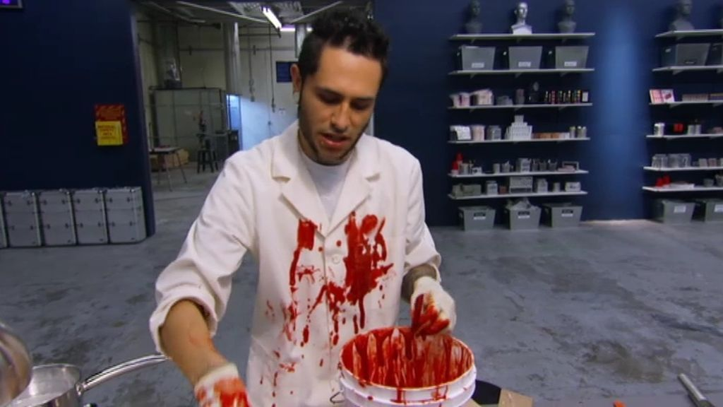 En busca de la sangre perfecta