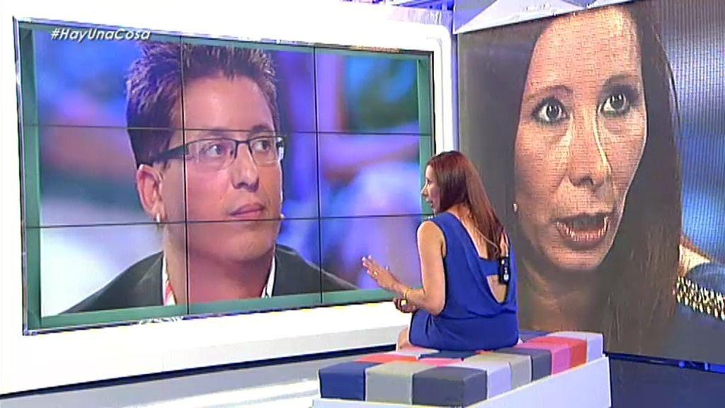 """Nuria se niega a retirar el sobre de Israel: """"Necesito más tiempo"""""""