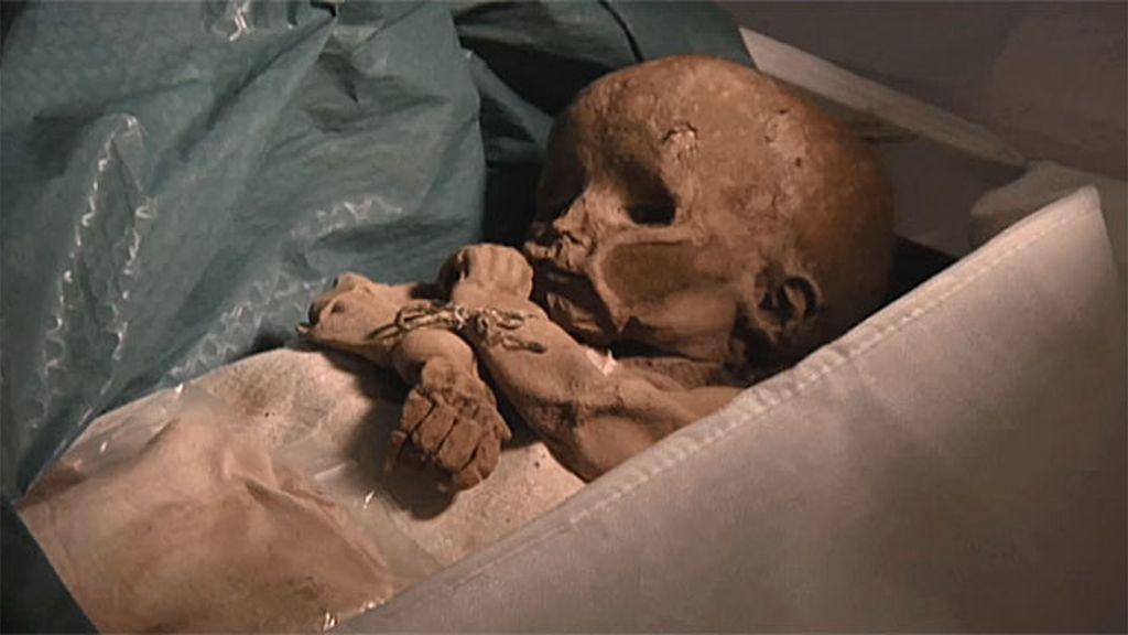 'Cuarto Milenio' regresa a los momificados de Quinto de Ebro, en Aragón